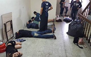 台湾诈骗集团扮假公安骗大陆人 23人被捕