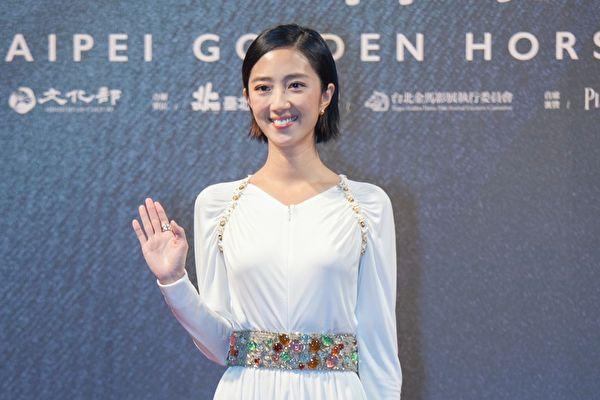 桂綸鎂獻聲《幸福路上》 出席金馬影展首映