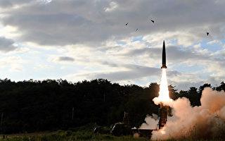 朝鲜频射弹 台防长:中共才是台湾直接威胁