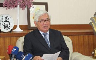 李進勇獲提名競選連任 強調綠營須團結
