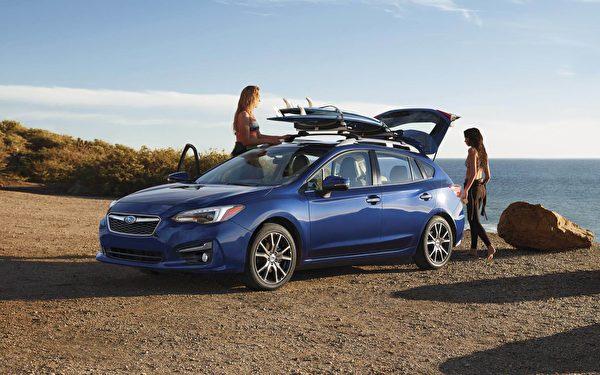 2018 Impreza燃油效率好,馬力同樣強勁,適合戶外運動愛好者。(加州Subaru銷量冠軍Serramonte Subaru 斯巴魯車行提供)