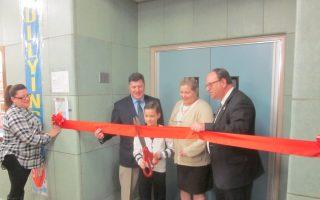 第188小學禮堂改造竣工啟用