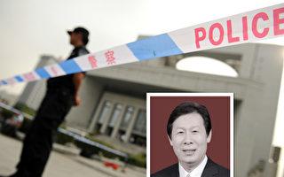 江派旧部 前苏州市政协主席高雪坤被捕