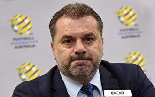 踢進世界杯 澳洲國家足球隊教練宣布辭職