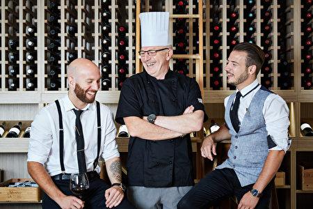 Brasserie l'Entrecôte團隊(商家提供)