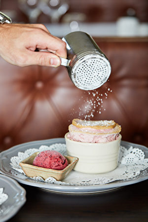 Brasserie l'Entrecôte甜點(商家提供)