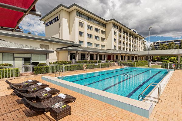 Novotel Sydney Norwest酒店游泳池(商家提供)