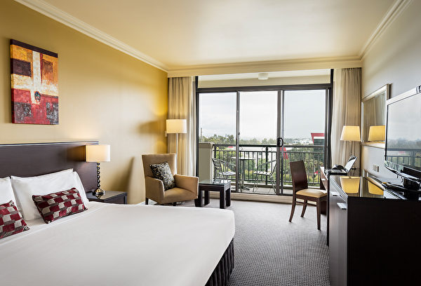 Novotel Sydney Norwest酒店客房(商家提供)