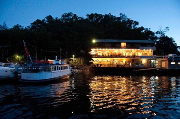 Waterview Restaurant美麗的水景(Waterview Restaurant提供)