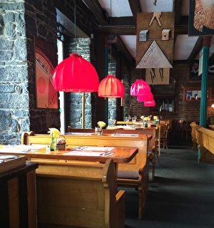 古典優雅的波蘭小館Stash Café(Stash Café提供)
