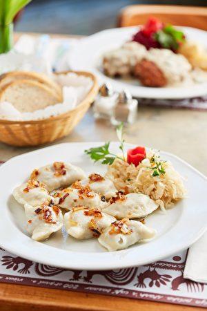 波蘭餃子(Stash Café提供)