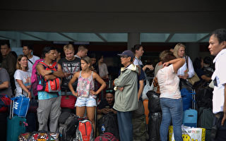 巴厘機場重新開放 4000澳洲人有望返家
