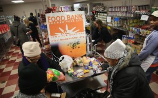 聯邦撥款1億元支持食物銀行