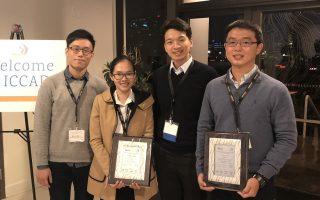赴美參加國際積體電路競賽 中正大學兩冠