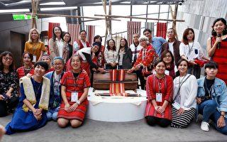 姿態‧織泰 泰雅傳統織布工藝在蘭博開展