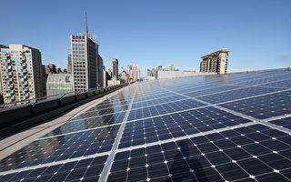 為鼓勵家戶裝設太陽能板,市府明年將編列570萬元,補助家戶每瓩1萬8,000元,每案上限30萬元。(台中市政府提供)