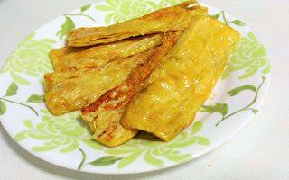奥莉薇小姐的厨房:蚝油煎豆皮