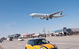 激光指向皮尔逊机场飞机 警方调查