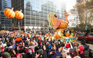 梅西感恩節遊行 華人被節慶熱情感染