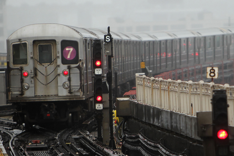 美國參議員要求地鐵公司採取更強有力的措施,以防範從中國購買的地鐵車廂可能存在使北京當局利用來進行電子監控間諜活動的風險。圖為示意圖。 (Spencer Platt/Getty Images)