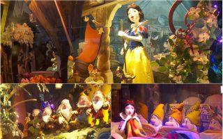 五大道白雪公主櫥窗秀 民眾直呼「好可愛」