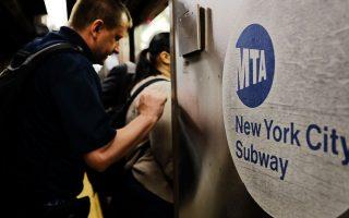 乘客日減八萬 MTA:與服務水平無關