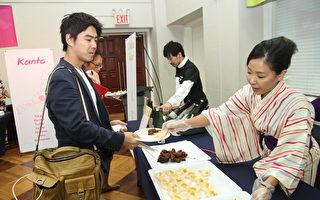 庆祝创刊十周年  日杂志办美食清酒品尝活动