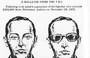 美史上最神秘劫机悬案 46年后FBI曝光一封信