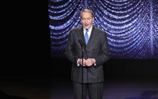 遭性骚扰指控 CBS著名主持人罗斯被解雇