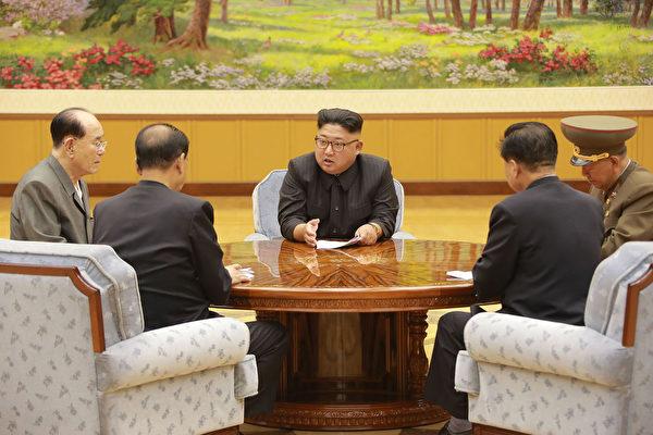 传朝鲜突然举行演说宣扬核战 百姓:吹牛