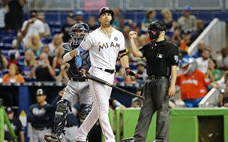 MLB馬林魚重砲史坦頓 4隊有交易興趣