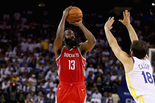 NBA火箭雙衛12顆三分球 轟垮灰熊甜蜜復仇