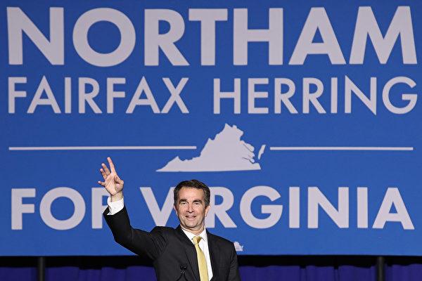 美國維州及新州選州長 民主黨候選人獲勝