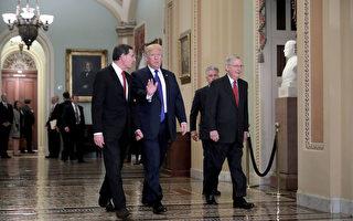美政府再面临停摆 川普:没看到解决方案