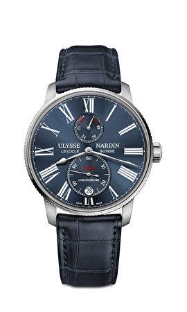 領航者腕錶(Ulysse Nardin品牌提供)