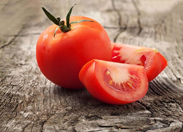 番茄。(Shutterstock)
