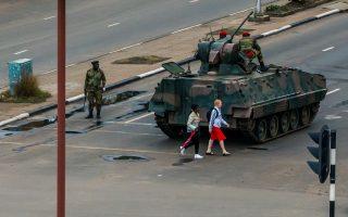 統治辛巴威37年 穆加比遭軍方政變