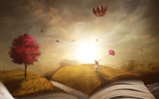 童話:大地的眼睛(二十四)畫裡的秋天
