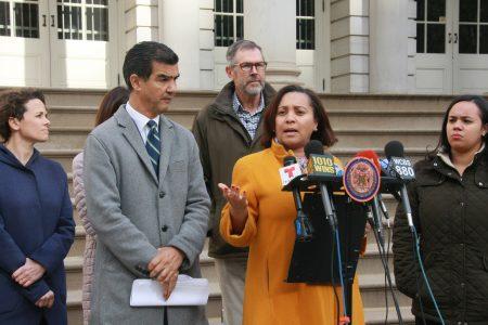 州参议员Marisol Alcantara正在推进全州范围警报提案。
