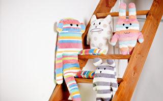 日本Craftholic抱枕除了受到青少年到30出頭女性的歡迎,還被報導一定程度上緩解了自閉症兒童的焦慮。(Craftholic提供)