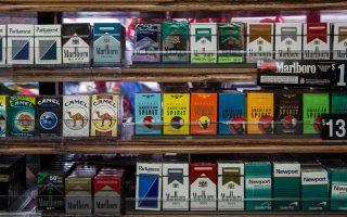 報告:紐約香菸走私全美最嚴重
