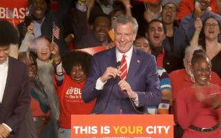 市長選舉落幕 白思豪輕鬆連任