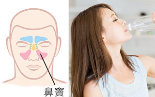 喝水就管用!改善鼻塞的5种天然方法