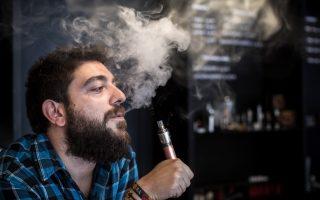 紐約州室內禁電子菸 昨起生效