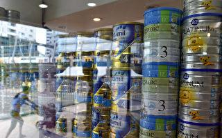 澳洲奶粉畅销 偷奶粉案件激增