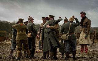 一次大战遇圣诞节 敌对双方停战共同庆祝