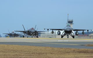 美韓最大規模空中軍演 精銳戰機盡出