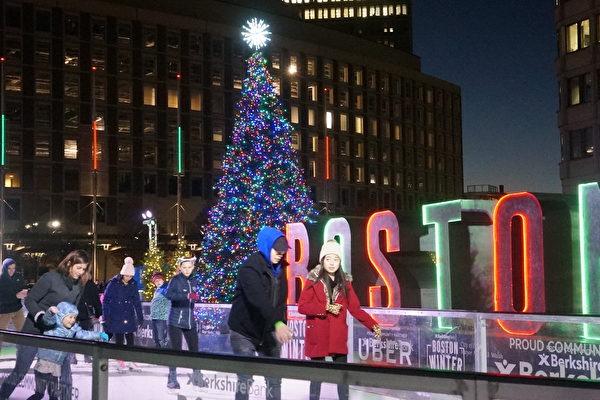 第2屆「波士頓冬季」揭幕