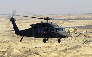 成功救援朝士兵 美黑鹰直升机军医:是奇迹