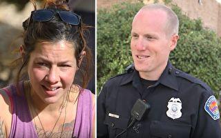 警察不忍見準媽媽吸毒 開口問了一個讓人落淚的問題